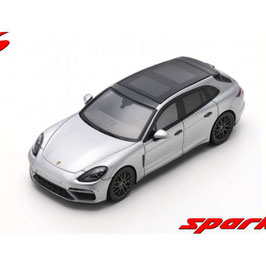 Porsche Panamera Turbo Sport Turismo seit 2018 silber met.