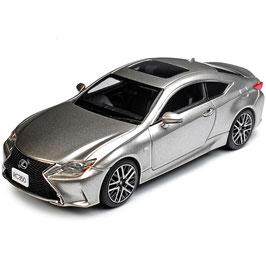 Lexus RC 350 F Sport Phase I 2015-2018 RHD Sonic Titanium met.
