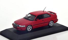 Saab 9-3 Viggen 1999-2002 rot