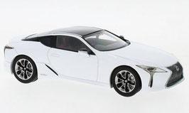 Lexus LC 500h seit 2017 weiss met.