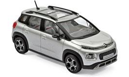 Citroën C3 Aircross seit 2017 silber met. / schwarz