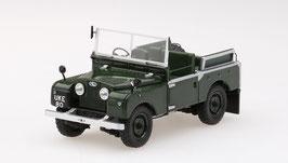 Land Rover Series I Winston Churchill 1954 dunkelgrün