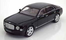 Bentley Mulsanne seit 2009 schwarz