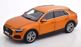 Audi Q8 seit 2018 Drachen orange met.