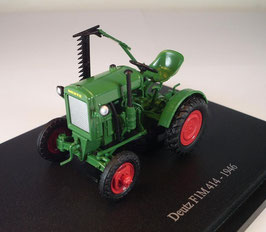 Deutz F1M 414 / 46 Traktor 1946-1951 grün / rot