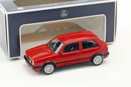 VW Golf II GTI G60 1990-1991 rot