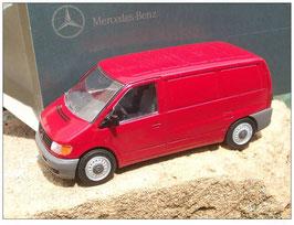 Mercedes-Benz Vito Kastenwagen 1996-2003 dunkelrot