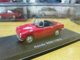 Honda S500 Roadster 1963-1964 rot