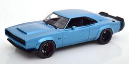 Dodge Super Charger SEMA Concept 1968 hellblau met. / schwarz