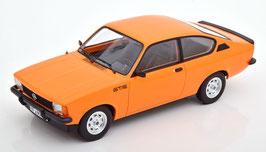 Opel Kadett C Coupé GT/E Phase II 1977-1979 orange / schwarz