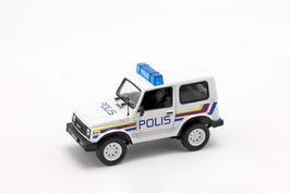 Suzuki Samurai I 1988-1998 Malaysian Police