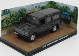 "Land Rover Defender 110 1990-2016 James Bond  007 ""Casino Royal"""