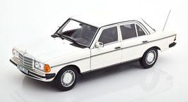 Mercedes-Benz W123 Phase III 1982-1986 weiss