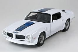 Pontiac Firebird II TransAm Phase I 1970-1974 weiss / blau