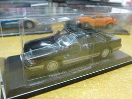 Nissan Leopard Ultima Coupé Phase II 1988-1992 schwarz / silber met.