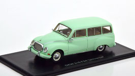 DKW 3=6 F94 Universal 1955-1959 hellgrün