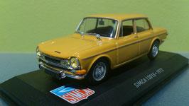 Simca 1301 S 1970-1976 orange