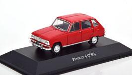 Renault 6 Phase I 1969 rot