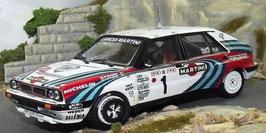 Lancia Delta Integrale 16V #1 Rally 1990 Monte Carlo M. Biasion / T. Siviero