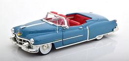 Cadillac Eldorado Convertible 1953 blau