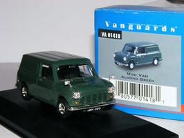 Austin Mini Van MK II 1967-1969 Almond Green
