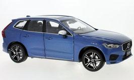 Volvo XC60 II seit 2017 blau met.