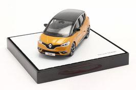 Renault Scenic IV seit 2017 Taklamalan orange met. / schwarz