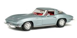 Chevrolet Corvette C2 Sting Ray 1963 silber met.