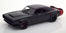 Dodge Super Charger SEMA Concept 1968 schwarz / rot