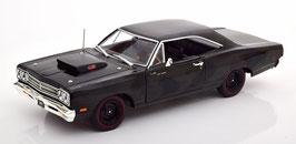 Plymouth Road Runner 1969 schwarz