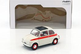 Fiat 500 L Sport 1960 creme / rot