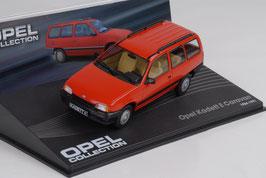 Opel Kadett E Caravan Phase I 3-Türer 1984-1989 rot