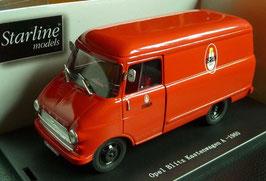 Opel Blitz A Kastenwagen 1960-1965 Osram rot