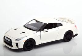 Nissan GT-R R35 seit 2007 weiss