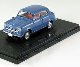 Datsun 112 4-Türer 1956-1957 blau