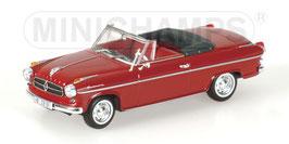 Borgward Isabella TS Cabriolet 1955-1961 rot