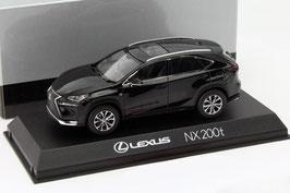 Lexus NX 200t seit 2014 schwarz