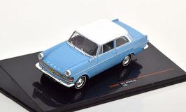 Opel Rekord P2 1960-1963 hellblau/ weiss