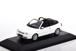 VW Golf IV Cabriolet 1998-2002 weiss
