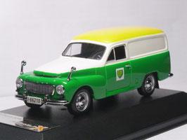 """Volvo PV 210 Duett Lieferwagen 1960-1969 """"BP grün / weiss / gelb"""""""