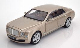 Bentley Mulsanne seit 2009 beige met.