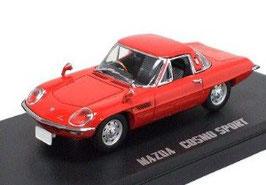 Mazda Cosmo Sport mit Wankelmotor 1967-1972 rot