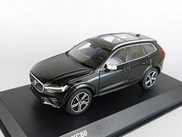 Volvo XC60 II Phase I seit 2017 Onyx schwarz met.