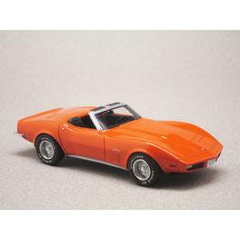 Chevrolet Corvette C3 Convertible 1967-1975 orange