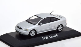 Opel Astra G Coupé 2000-2004 silber met.