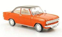 Opel Kadett A Coupé 1962-1965 rot / schwarz