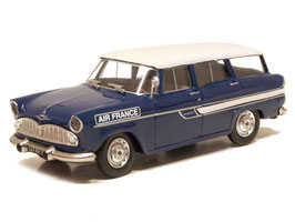 "Simca Marly Phase II 1957-1961 ""Air France dunkelblau / weiss"""