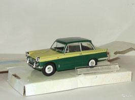 Triumph Herald 1959-1966 dunkel- / hellgrün