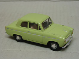 Ford Popular 100E 1959-1962 Sunbrust Yellow
