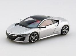 Honda NSX Concept 2013 LHD silber met. / schwarz